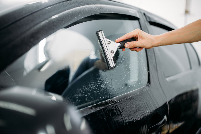 car window cleaning products